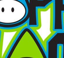 Happy Place Logo Sticker