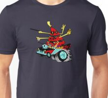 Bills Nightmare Hot Rod! Unisex T-Shirt