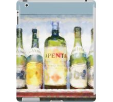 Turning Water Into Wine  iPad Case/Skin