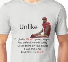 Anti-Kaepernick Unisex T-Shirt