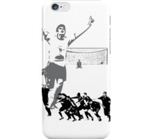 A Victory in Penalties iPhone Case/Skin