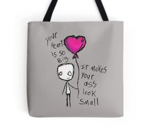 Small Ass Tote Bag