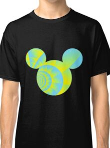 Swirly Mickey Classic T-Shirt