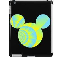 Swirly Mickey iPad Case/Skin