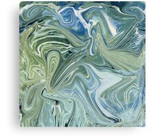 Grecian Marble II Canvas Print