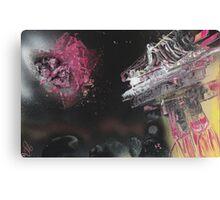 Kosmic Jam Canvas Print