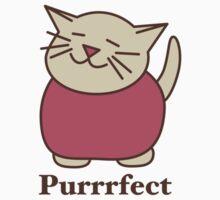 Purrfect Kitten Kids Tee