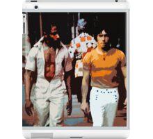 Bad dudes iPad Case/Skin