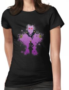 Yoshikage Kira wants a quiet life Womens Fitted T-Shirt