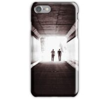 Take a walk iPhone Case/Skin