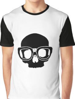 Inner Geek One Color Logo (Black) Graphic T-Shirt