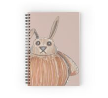 The Disgruntled Rabbit Spiral Notebook