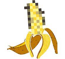 Naked Banana Photographic Print