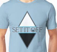 Set it off logog Unisex T-Shirt