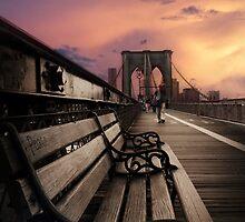 Sunset Promenade by Jessica Jenney