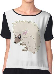 Hedgehog Chiffon Top