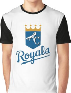 Mantis Royals Graphic T-Shirt