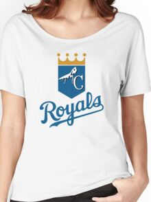 Mantis Royals Women's Relaxed Fit T-Shirt