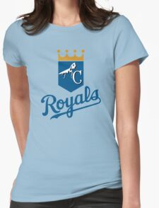 Mantis Royals Womens Fitted T-Shirt