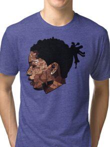 Asap Rocky Art Tri-blend T-Shirt