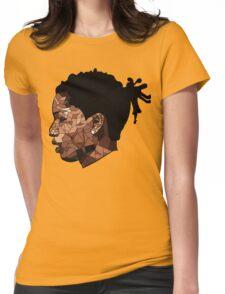 Asap Rocky Art Womens Fitted T-Shirt