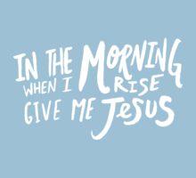 Give me Jesus x Rose Kids Tee