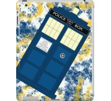 Van Gogh Police Box iPad Case/Skin