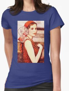 Edie Womens Fitted T-Shirt