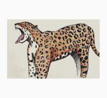 Jaguar Sketch Baby Tee