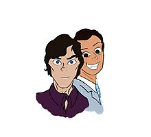 SHERIARTY Photographic Print