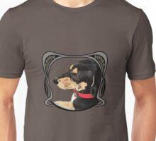 Lola contemplates Unisex T-Shirt