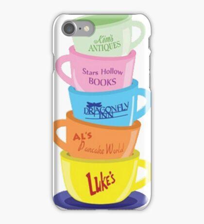 Starshollow Mugs iPhone Case/Skin