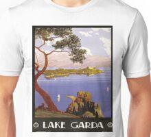 Vintage poster - Lake Garda Unisex T-Shirt