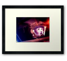 I've been to Earth Framed Print