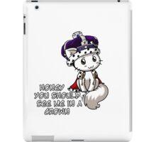 Meowriarty iPad Case/Skin