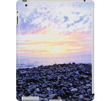 Pebbles on the Shore iPad Case/Skin