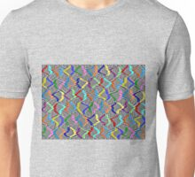 Rainbow Net  Unisex T-Shirt