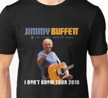 J. BUFFET LOGO 2016 TOUR RSBT Unisex T-Shirt