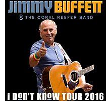 J. BUFFET LOGO 2016 TOUR RSBT Photographic Print