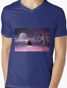 The Wishing Tree Mens V-Neck T-Shirt