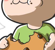 Jack got a Cookie (Draw it Again!) Sticker