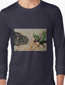Dinos Rule Long Sleeve T-Shirt
