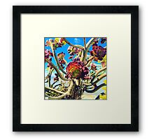 Every which way. Framed Print