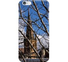 A church in Cooma/NSW/Australia iPhone Case/Skin
