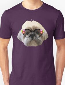 Shih tzu dog 2 Unisex T-Shirt