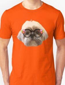Shih tzu dog 2 Unisex T-Shirt