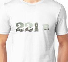 221 B Unisex T-Shirt