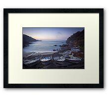Gordons Bay Sydney Australia Framed Print
