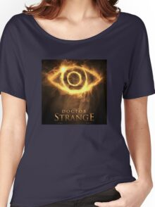 the magic of eyes Women's Relaxed Fit T-Shirt