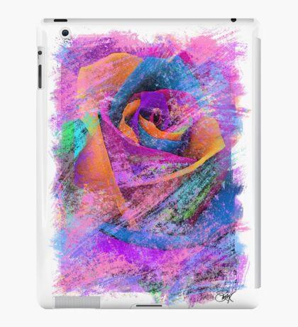 Love Is A Rose iPad Case/Skin